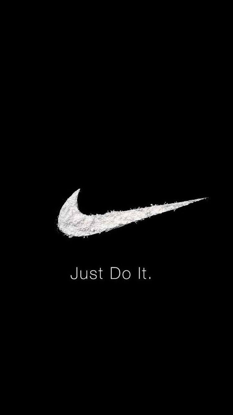 Black Nike Background Iphone Black Wallpaper Black Nikes Black Wallpaper Iphone