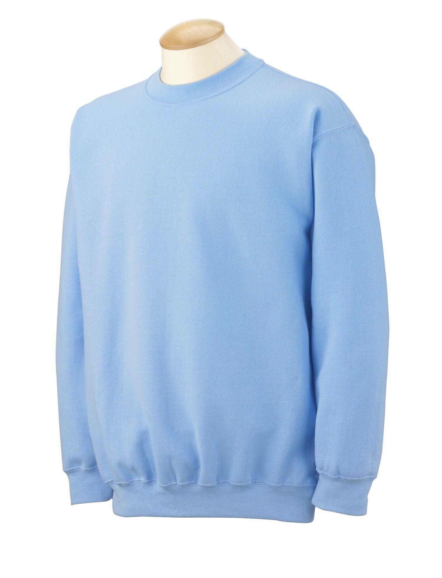 Amazon Com Gildan Men S Heavy Blend Crewneck Sweatshirt Clothing Crew Neck Sweatshirt Sweatshirts Mens Fleece [ 1963 x 1500 Pixel ]