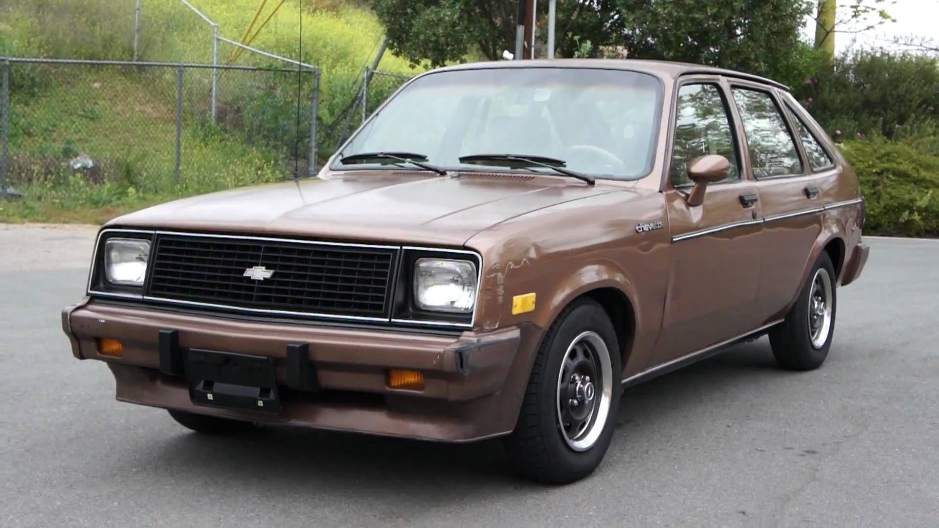 Brown Chevy Chevette Brown Cars Pinterest