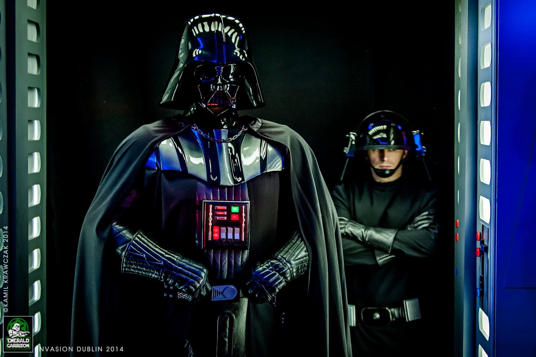 Revenge Of The Sith Darth Vader Costume Worn By Julian Checkley Darth Vader Costumes Darth Vader Darth