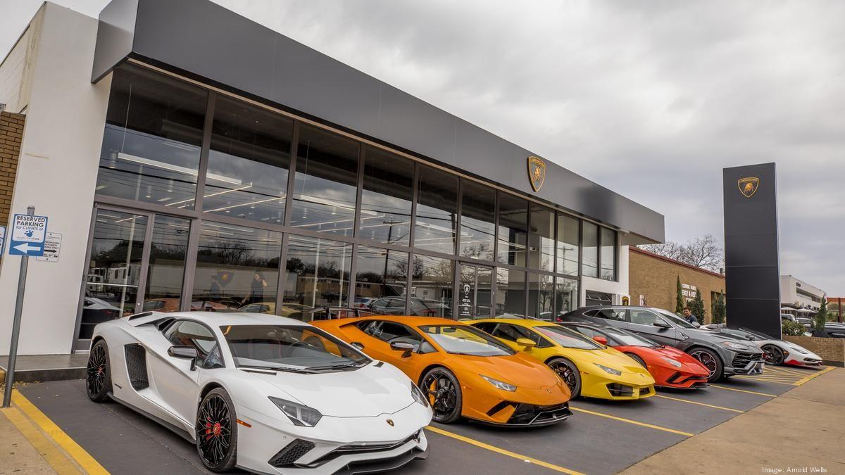 Photos opens first Austin dealership; Luxury
