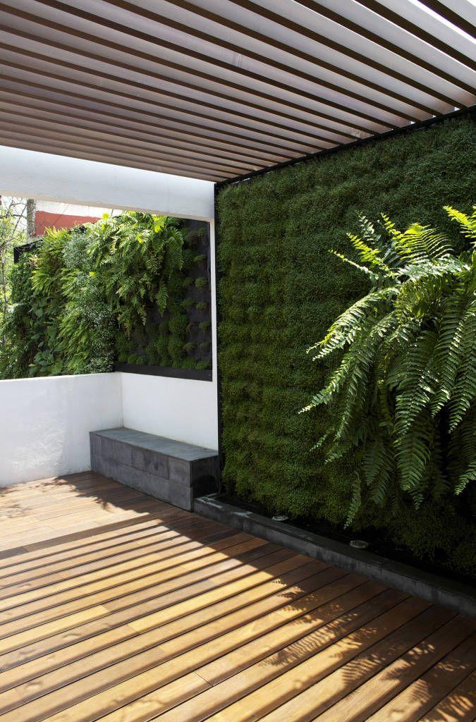 Sc 152 Balcones Y Terrazas Modernos De Df Arquitectos