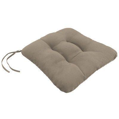 Wayfair Custom Outdoor Cushions Knife Edge Outdoor Square Dining Inspiration Custom Dining Room Chair Cushions Inspiration Design