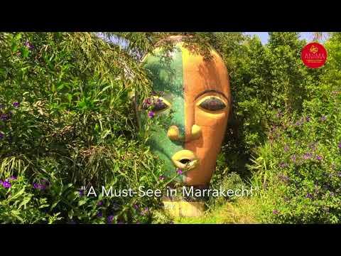 Visit Anima Marrakech One Of The Most Imaginative Gardens In The World Marrakech Zanzibar Garden
