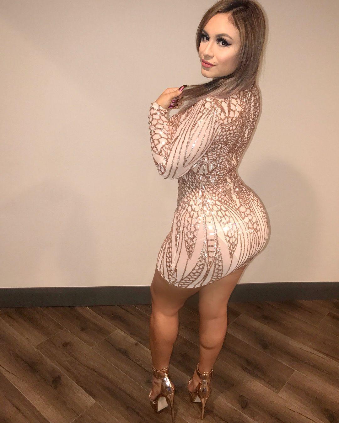 Tyttöjen tiukka Butt
