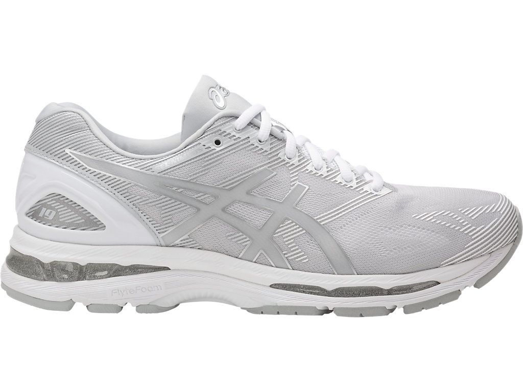 29d390ed0a1 The GEL-Nimbus 19 is a popular running shoe for neutral runners. It features