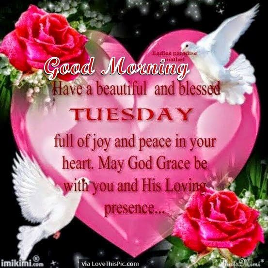 Religious Good Morning Tuesday Quote | Blessed Days | Good morning