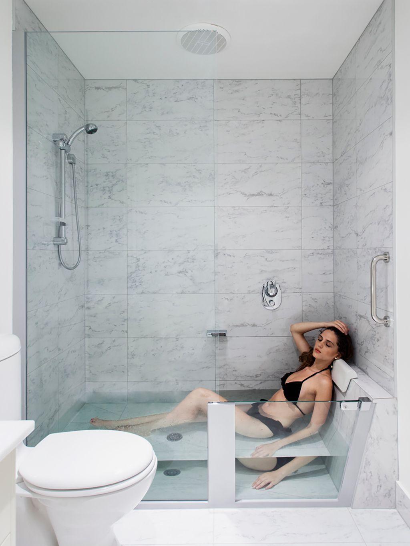10 ideas para convertir tu ba o en un spa hogar - Convertir banera en ducha ...