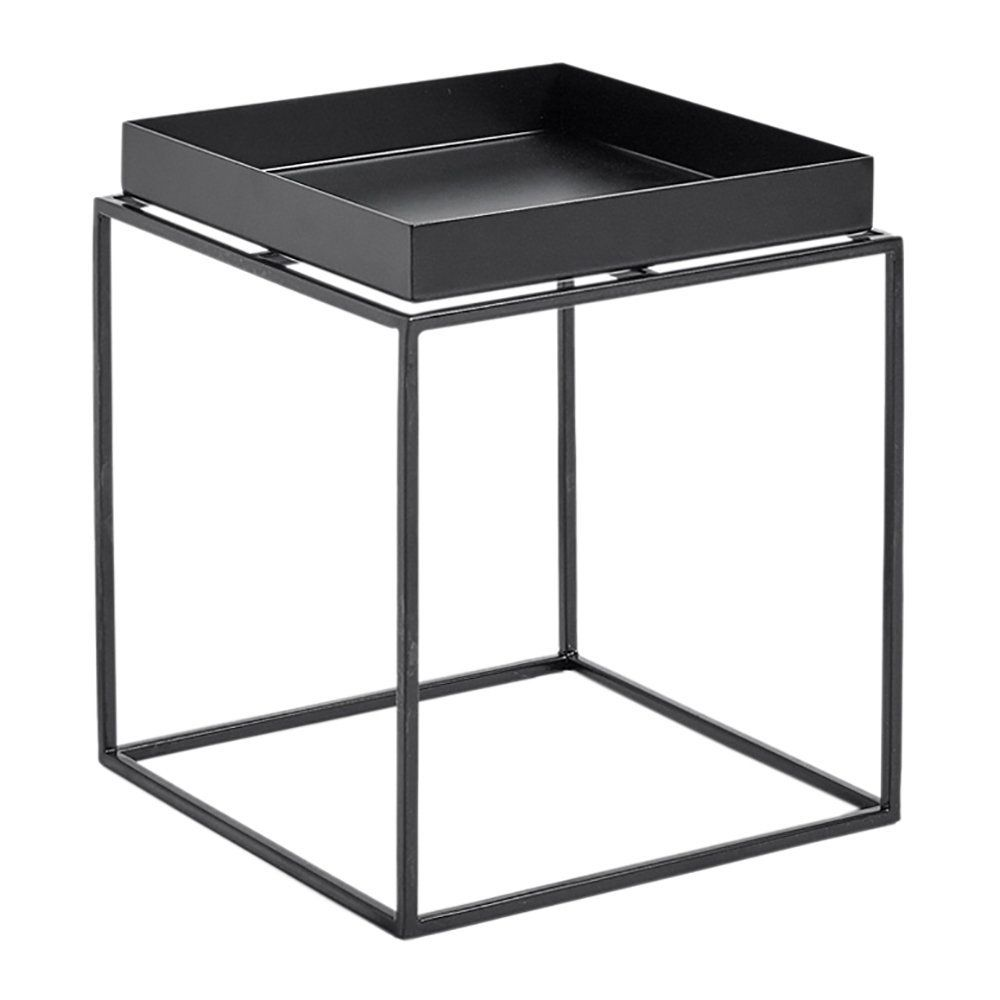 Buy Hay Black Tray Table Small Black Tray Black Side Table Table