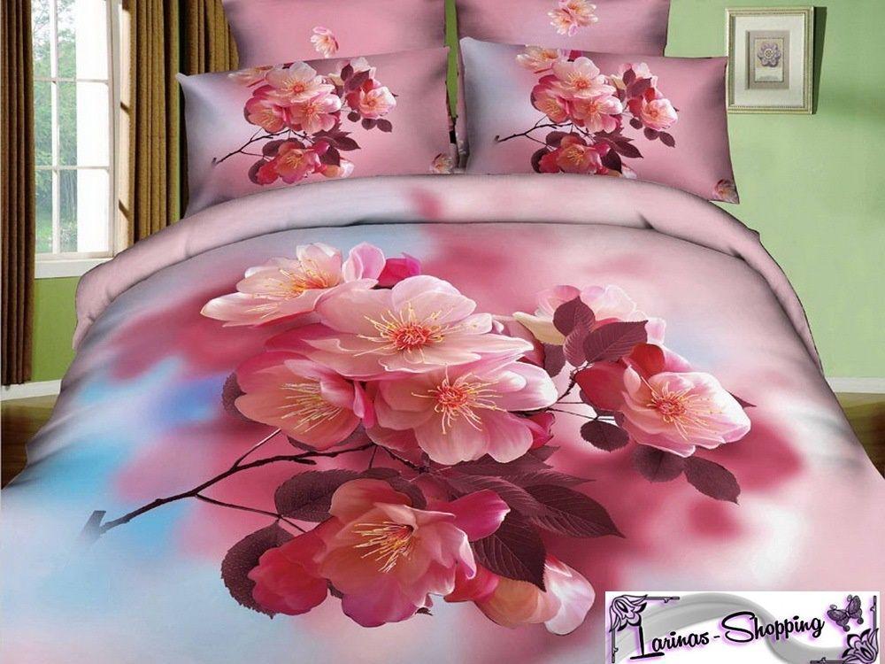 Luxusvintage3d Bettwäsche 200x220 100baumwolle Bettbezüge 5tlg