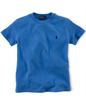 b43fd7ca2 Big Boys Tee | Products | Ralph lauren boys, Polo, Short sleeve tee