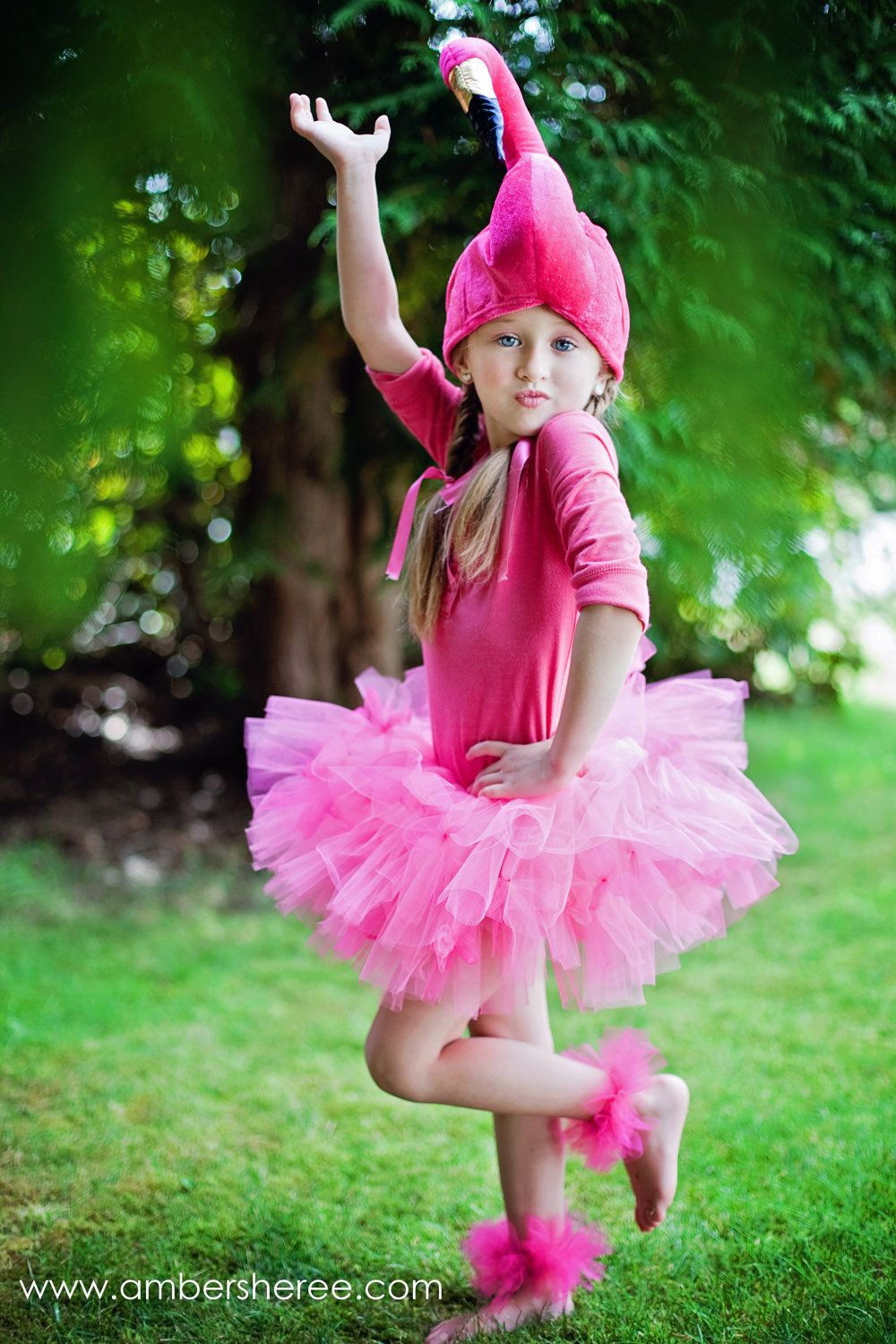 Pink Flamingo Costume: dress the boy as pink flamingo and I would ...