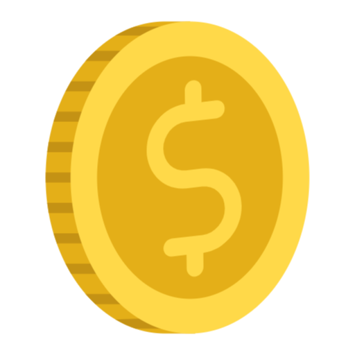 Free Coin Png Svg Icon Coin Icon Icon Coins