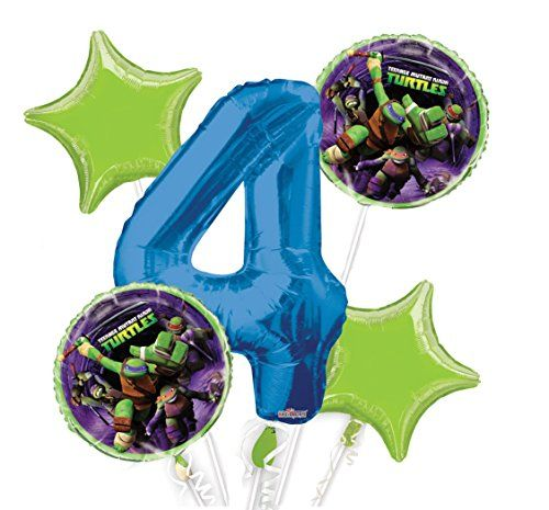 22 Qualatex Balloon 013758 Bubble Birthday Stars /& Dot Patterns Multicolor