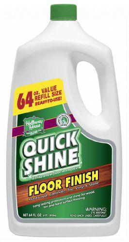 Quick Shine Floor Finish 64 Ounce Quick Shine Http Www Amazon