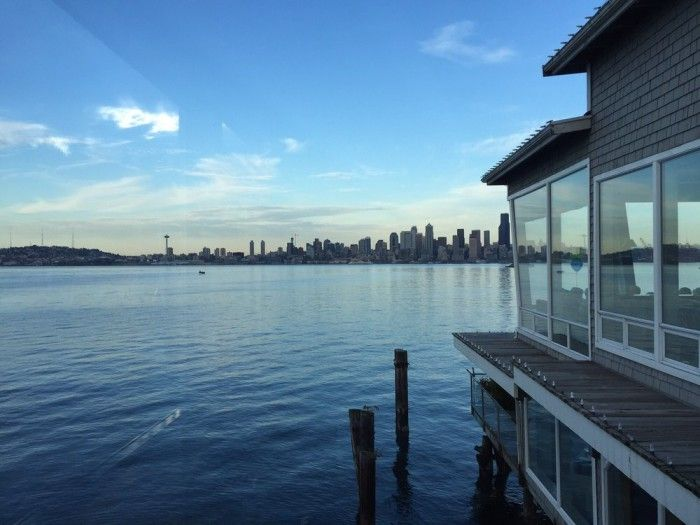 Saltyu0027s On Alki, West Seattle. Go For The View Of Seattle U0026 · Waterfront  RestaurantBest ...