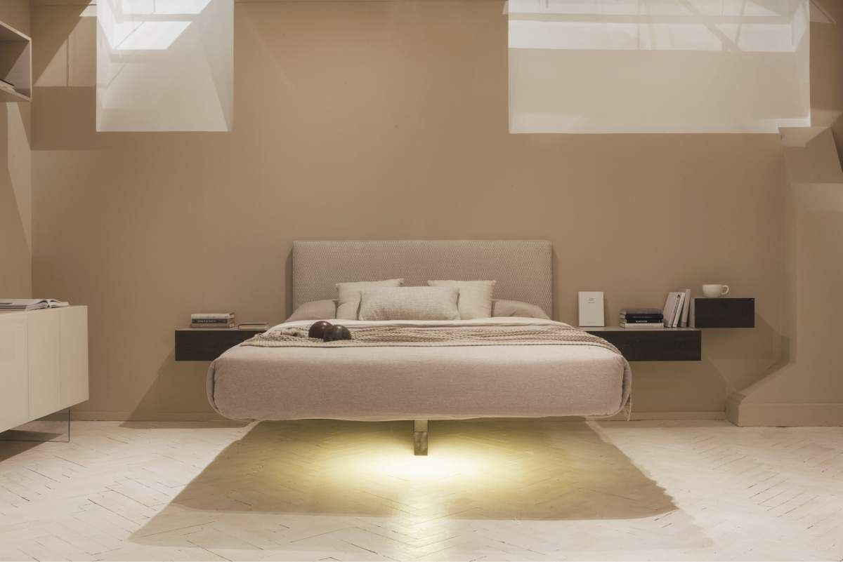 Fluttua Bed | Dormitor | Bed, Furniture, Suspended bed
