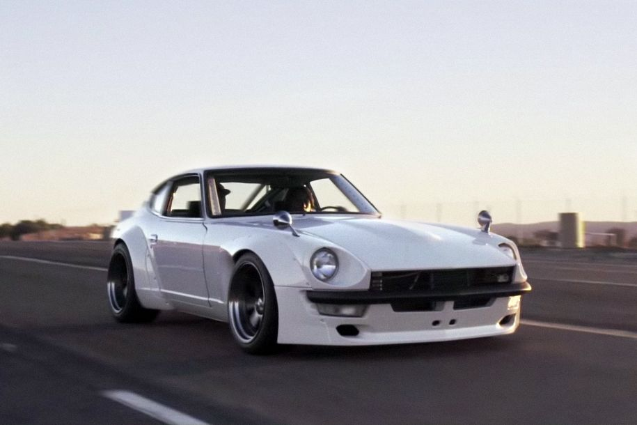 Sung Kang Of The U0027Fast And Furiousu0027 Franchise Shows Off His Personal Datsun  240Z