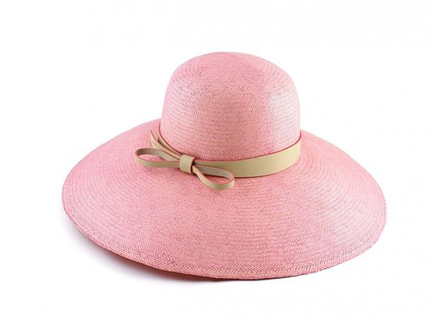 #cappello #Borsalino #donna #rosa