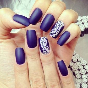 9 easy purple nail art designs with images purple nail art 9 easy purple nail art designs with images prinsesfo Gallery