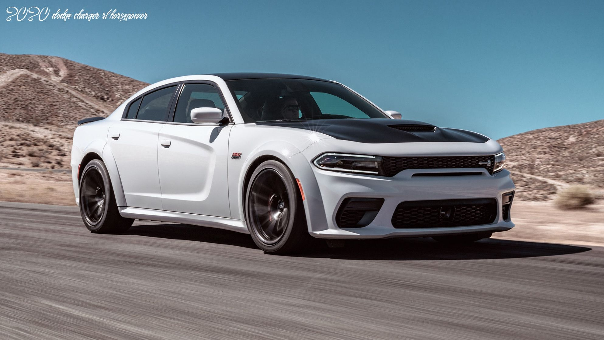 2020 Dodge Charger Rt Horsepower In 2020 Dodge Charger Srt Charger Srt Dodge Charger Hellcat