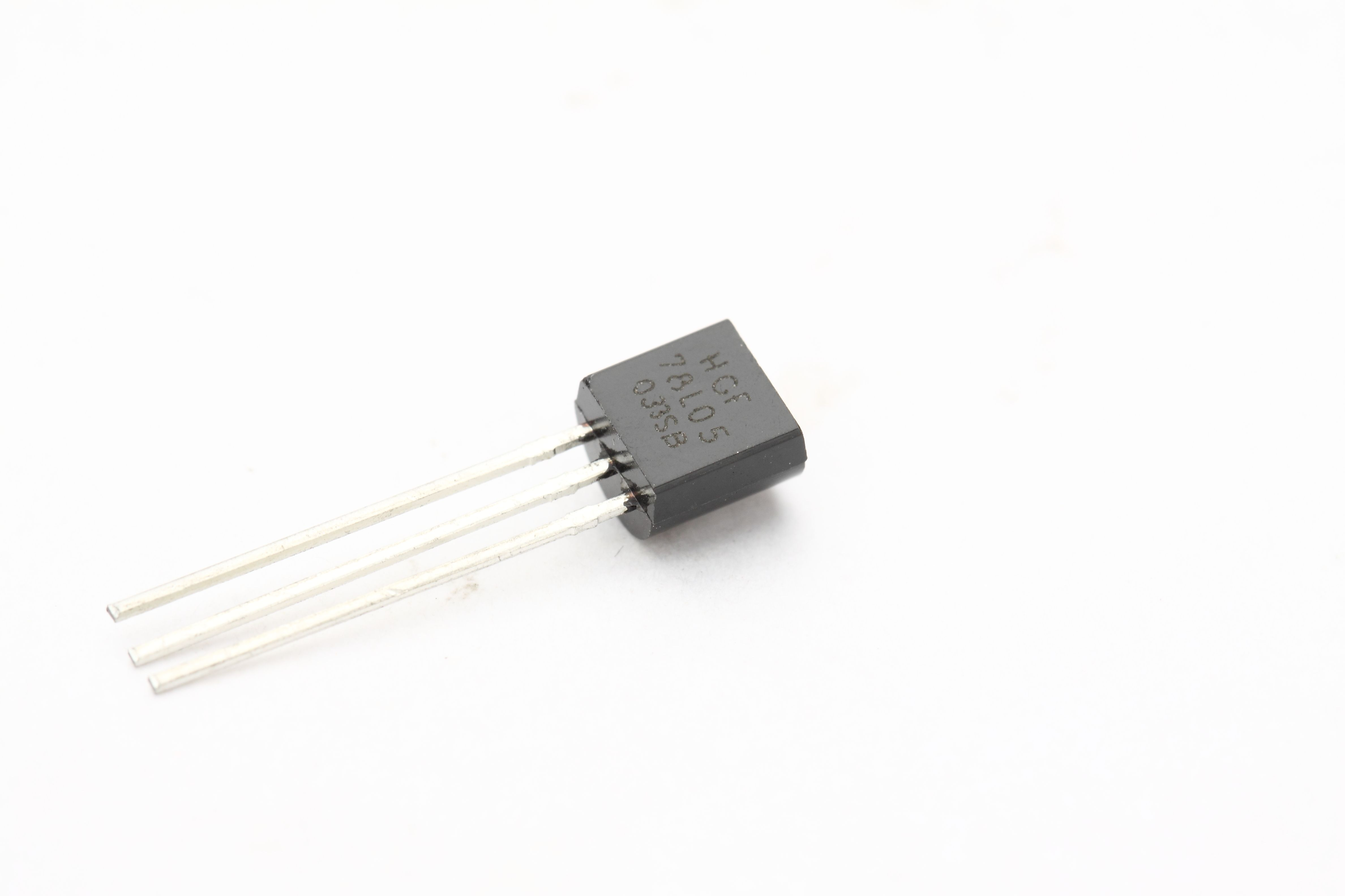 78l05 To92 Hgf Brand Output Current In Excess Of 100ma Low Noise Limiting Circuit High Ripple Rejection Internal Transistor Safe Area Protection Thermal Overload Short