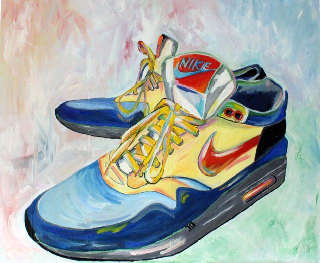 Nike Air Max Art