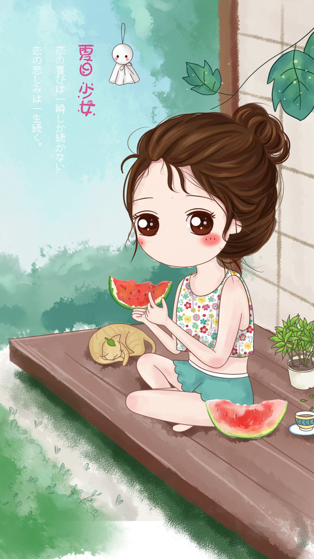 Pin by Natalia Sofia on 小薇的世界光 Cute drawings, Cute