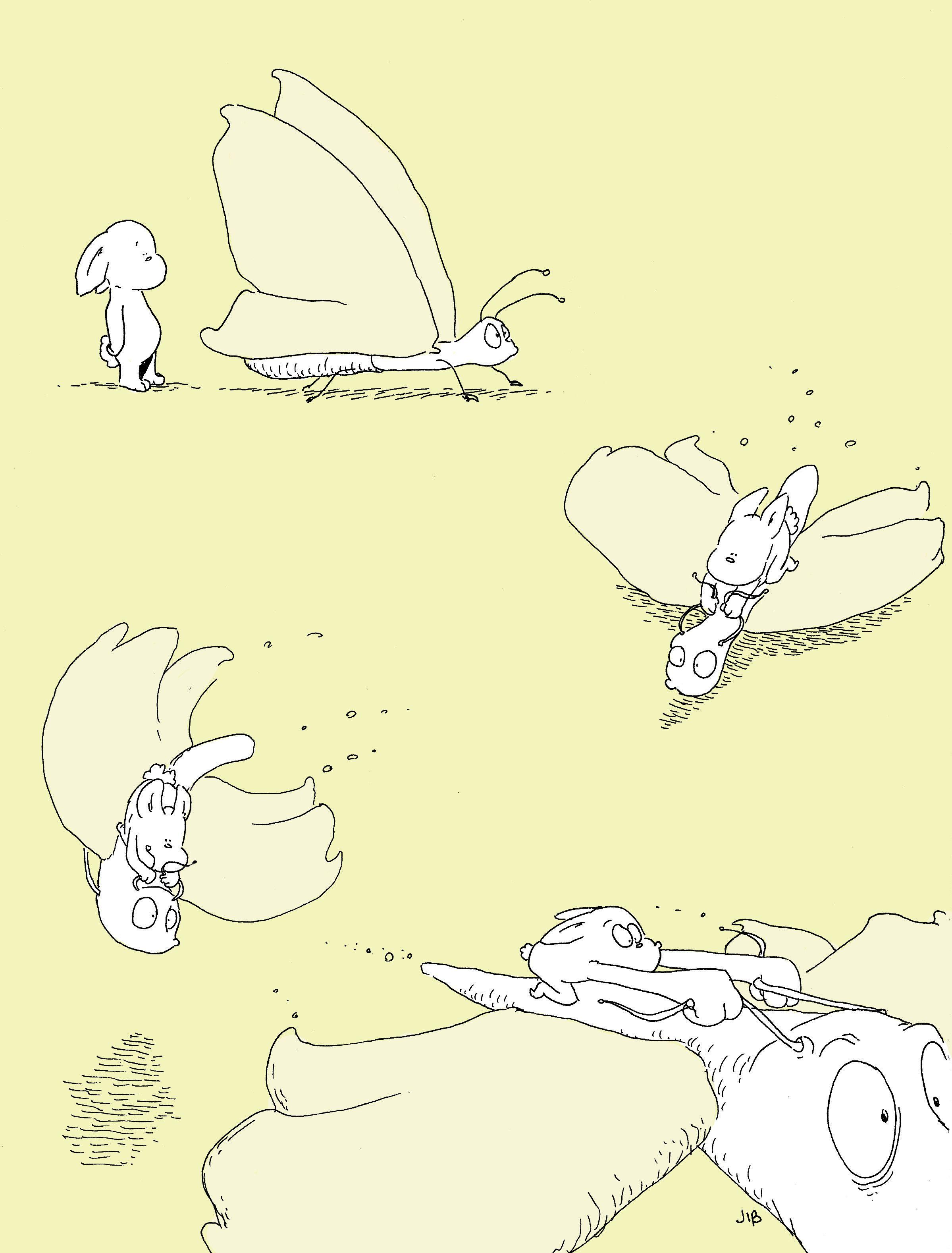 #butterfly #fly #papillon #voler