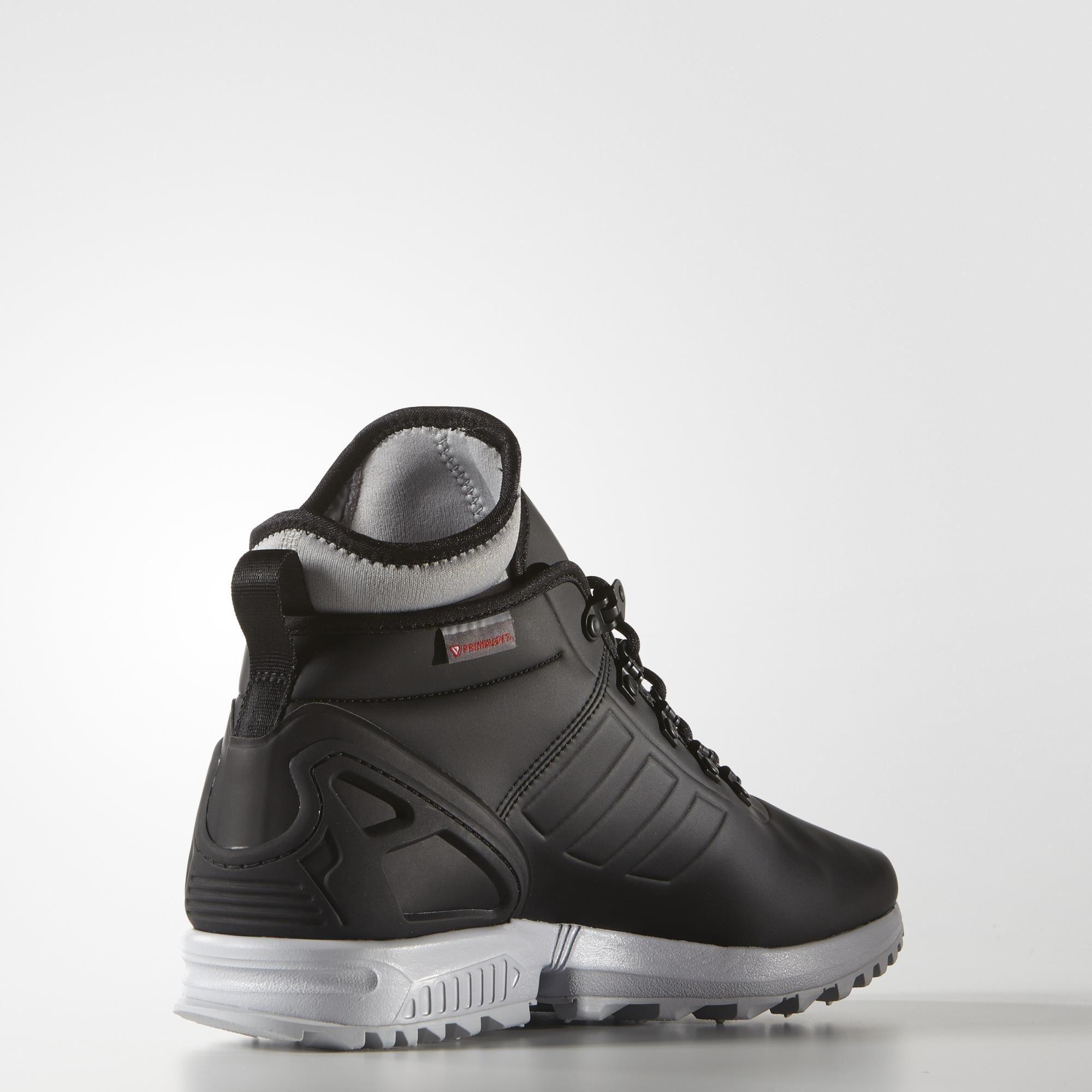 adidas Men's ZX Flux Winter Shoes Black | adidas Canada