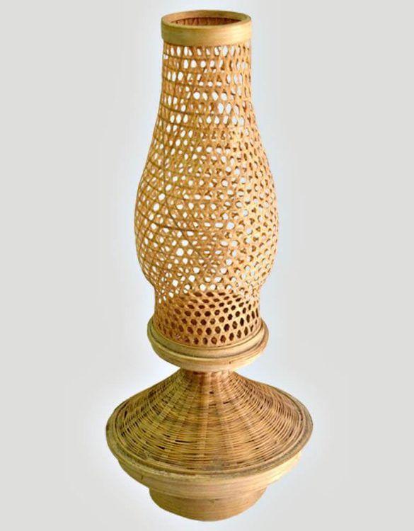 Handmade Bamboo Lamp 2 Bamboo Crafts Pinterest Bamboo