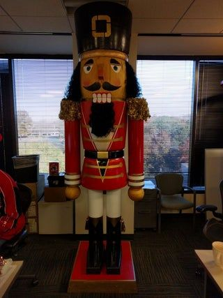 Giant Wooden Nutcracker : 10 Steps (with Pictures) - Instructables