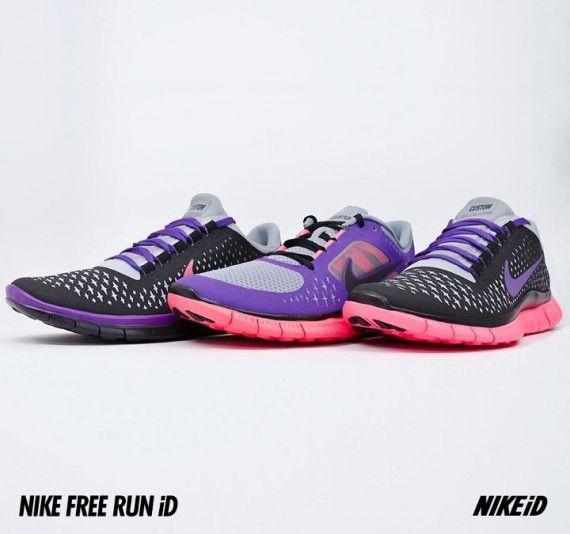 Chaussures Nike Free Échantillons