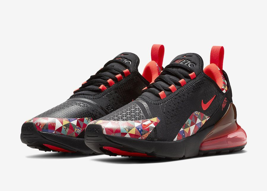 "The Air Max 270 will join Nike s ""Chinese New Year"" 2019 Collection to  commemorate the Year of the Pig 707d8c5fb"