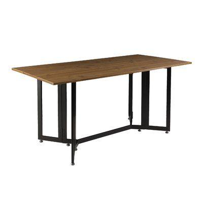 Zipcode Design Adams Dining Table Base Color Top Color