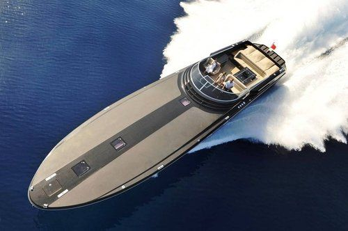 Pin by ACP Composites on Composite Marine   Motor yacht