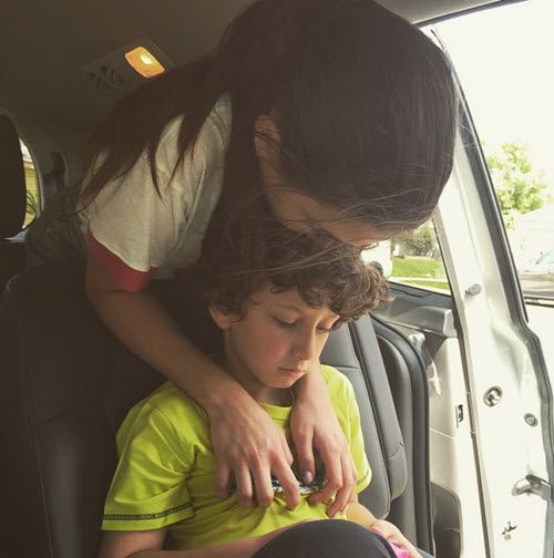 Photos: Disney Stars' Messages For National Siblings Day April 10, 2015 - Dis411