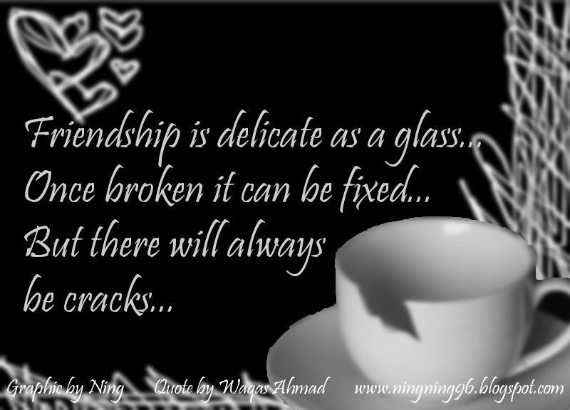 Not Friends Anymore Quotes | ... what a best friend would do ...