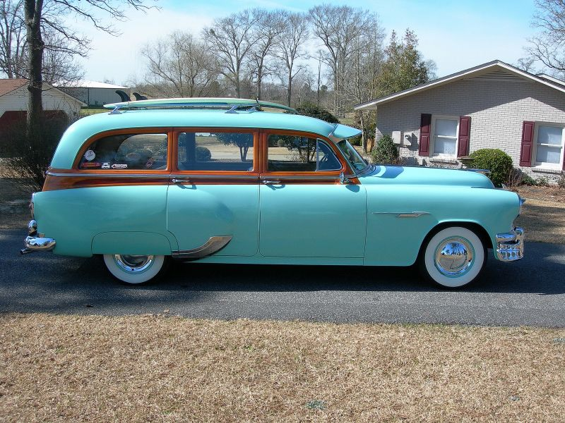 Pin On American Cars 1946 1956