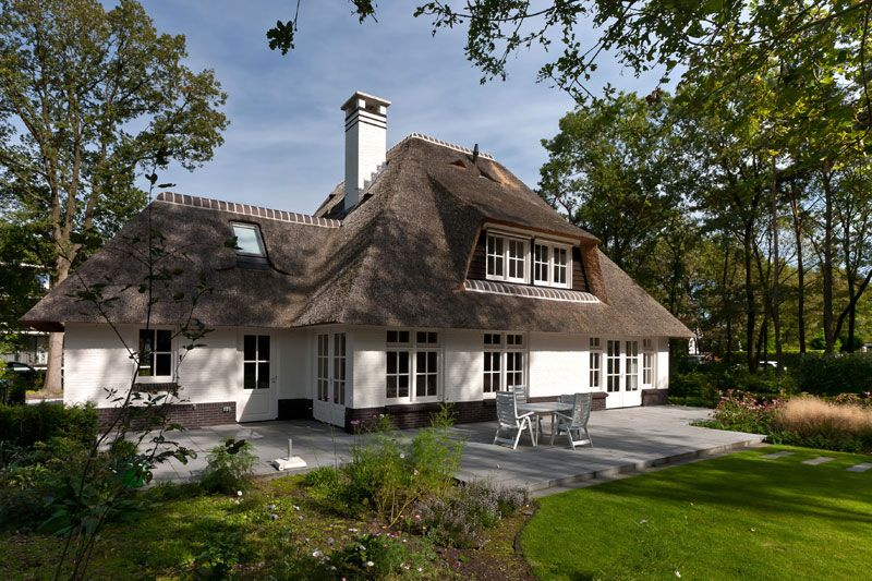 Villa in de prachtige wijk in Ugchelen Huisstijl, Villa's