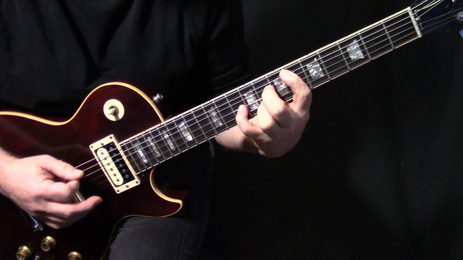 How To Play Purple Rain On Guitar By Prince Electric Guitar
