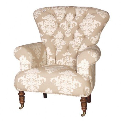 Cliveden Upholstered Armchair - Sweetpea & Willow London