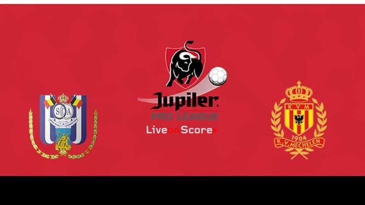 Anderlecht vs KV Mechelen Preview and Prediction Live ...
