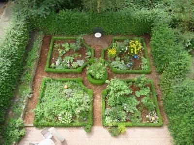 Bauerngarten von oben | Garten/Terrasse | Pinterest | Bauerngarten ...