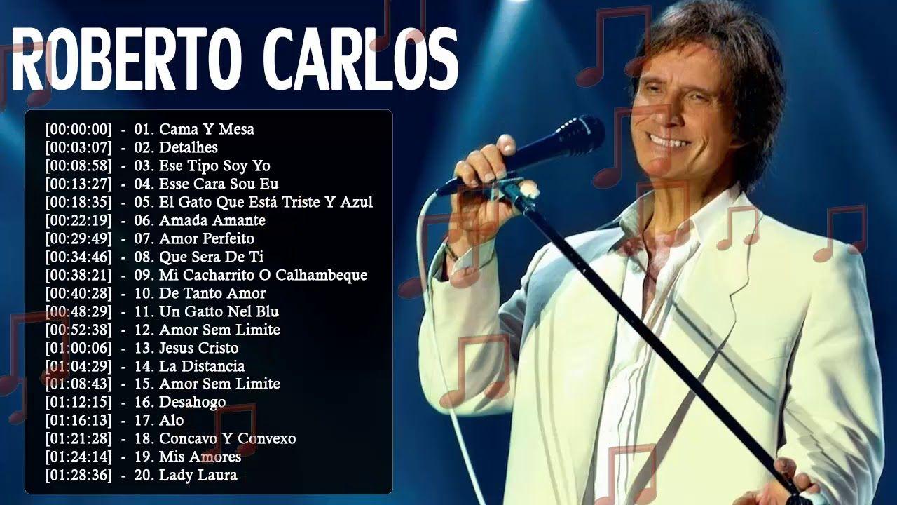 Roberto Carlos So As Melhores As Melhores Antigas De Roberto