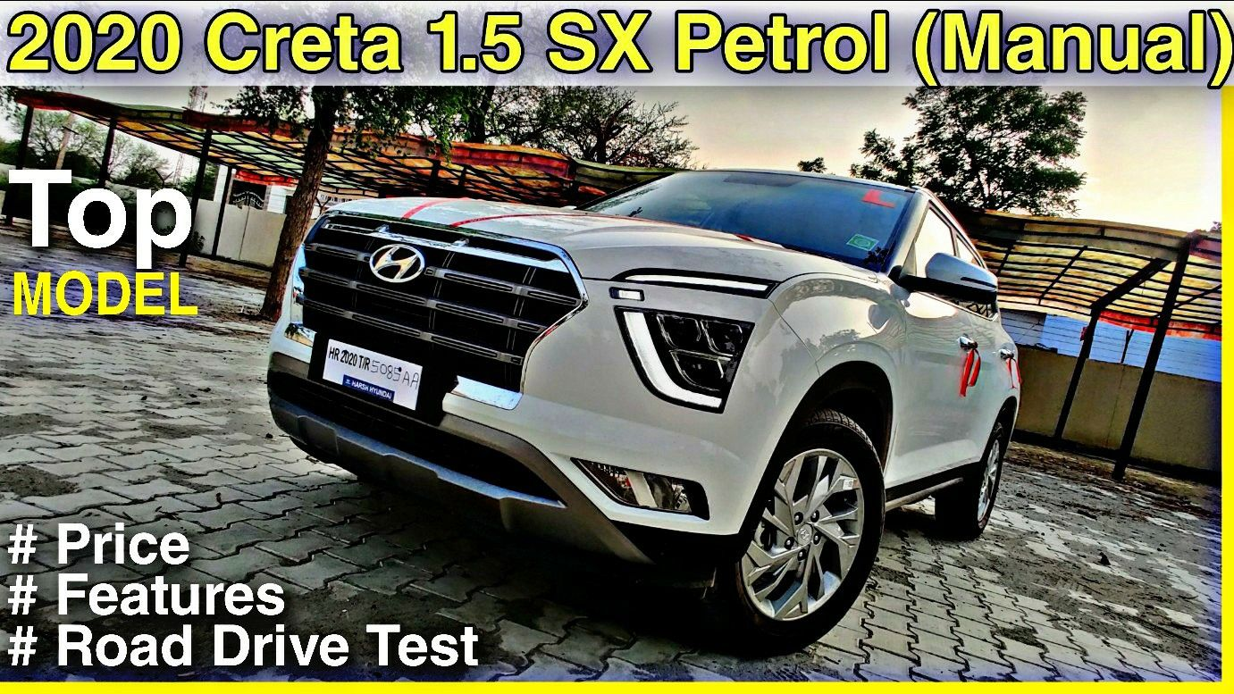 hyundai creta 2020 model on road price