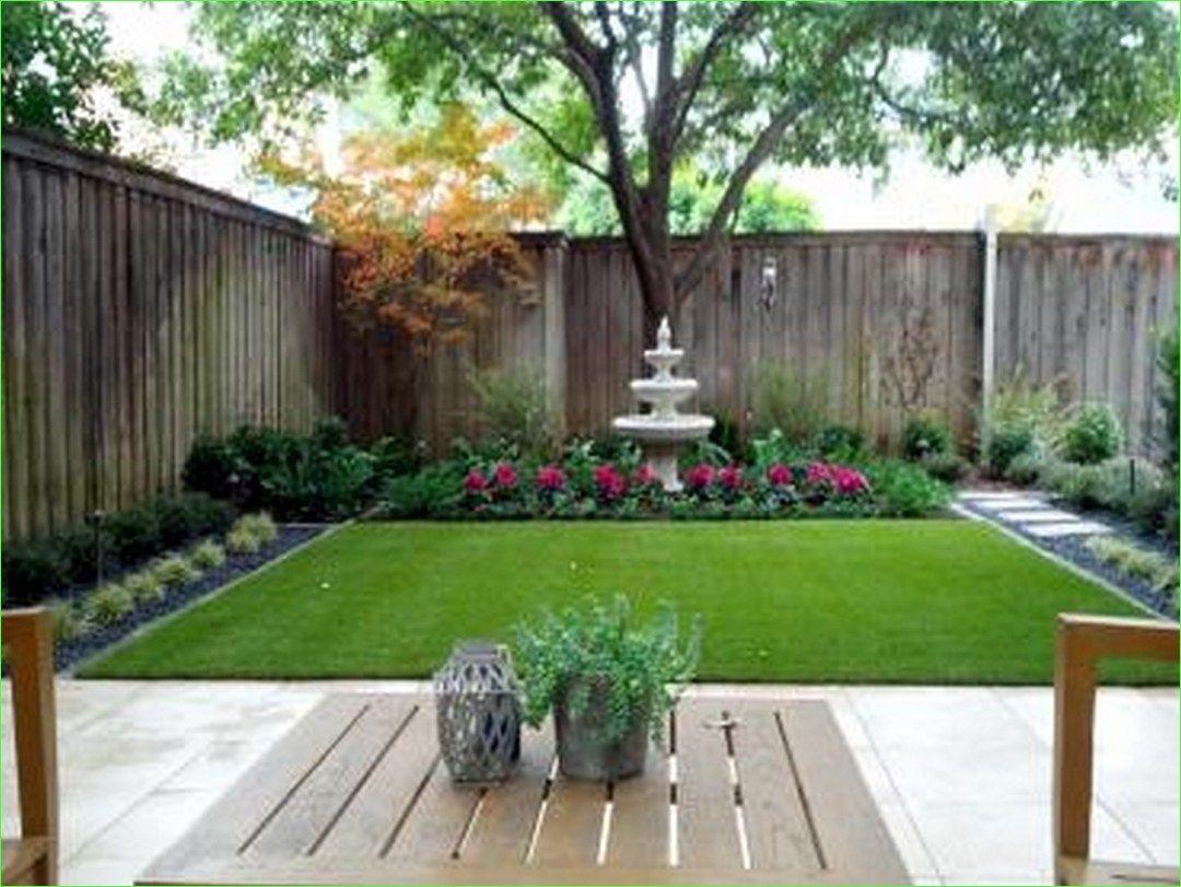 49 Pretty Backyard Tree Decorations Ideas Large Backyard