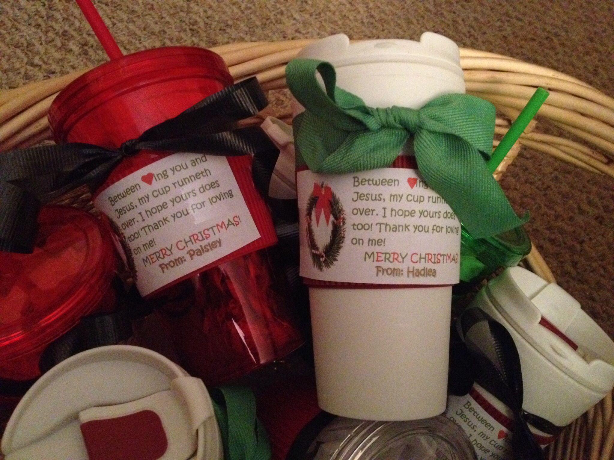 Sunday school teacher gift The