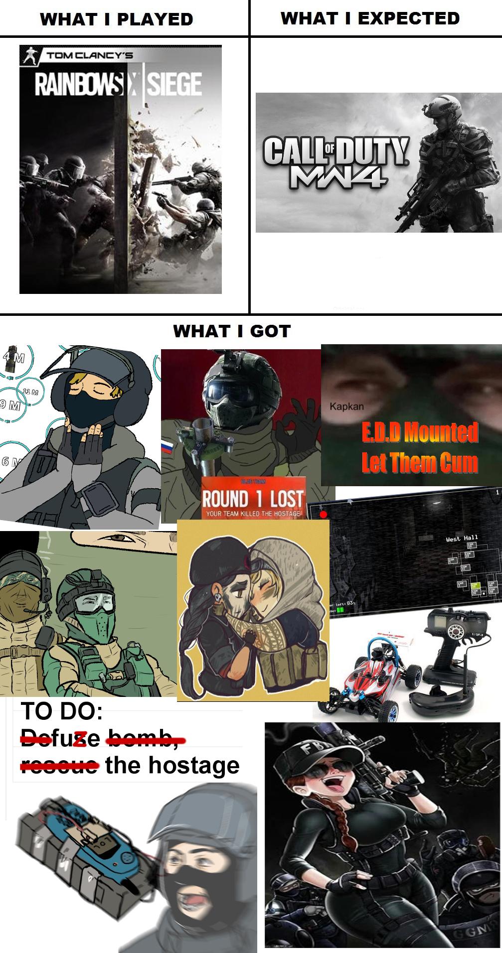 R6 Memes