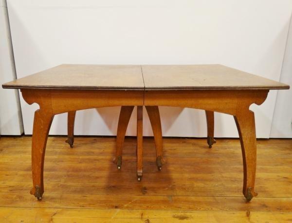 awesome Salle à manger - Gustave SERRURIER-BOVY Table de salle à